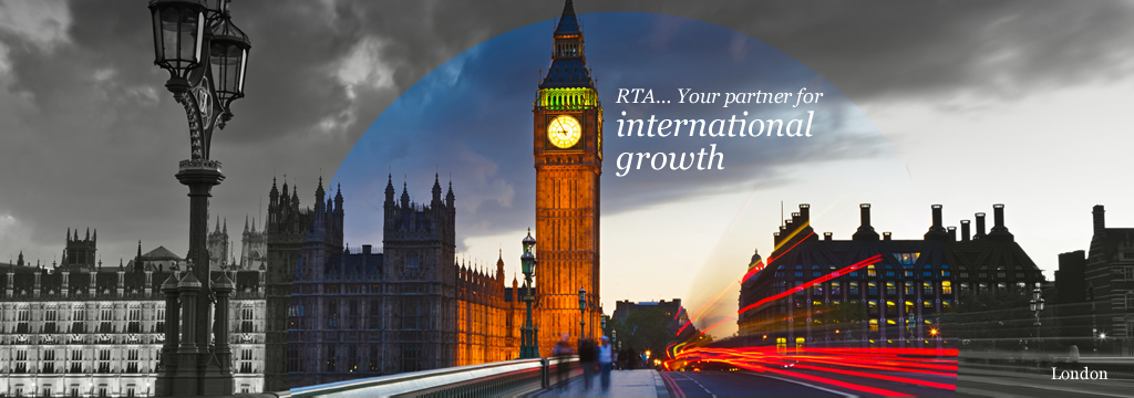 RTA, Your partner for international growth